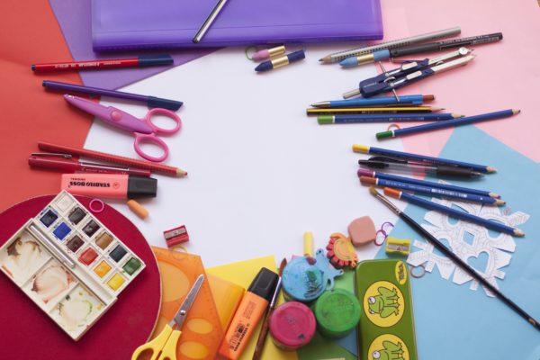 Fournitures pour la rentrée scolaire : 2020-2021