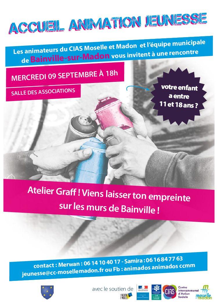 Atelier Graff !