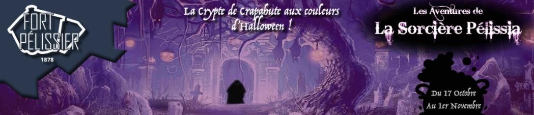 Halloween au Fort Pélissier