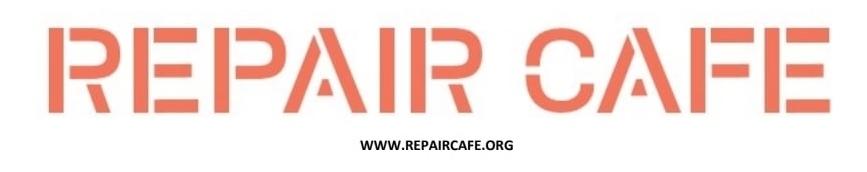 Annulation du Repair Café du 23 octobre 2020