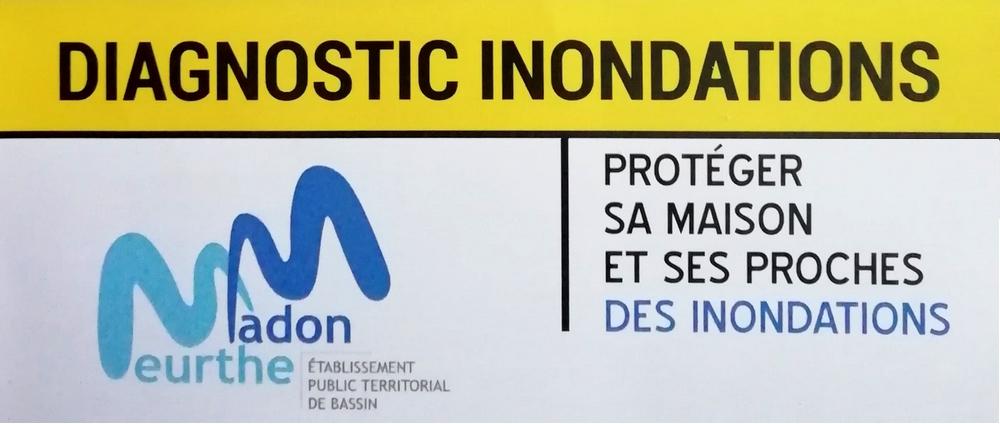 Diagnostic inondation par l'EPTB Meurthe Madon