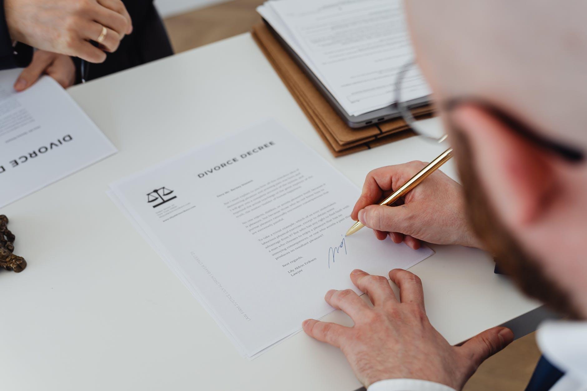 La Légalisation de signature