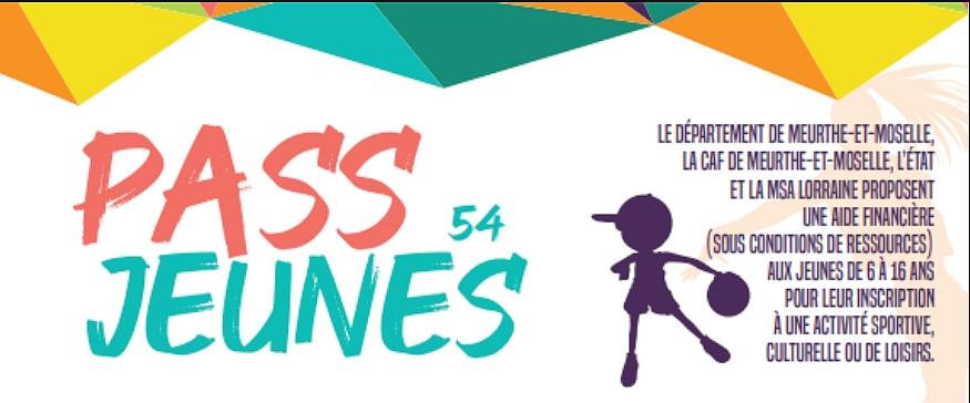Le Pass Jeunes !